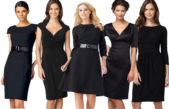Little Black Dresses for Women