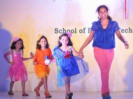 School Fashion Show
