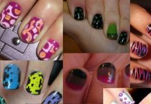 Fashion Fingertips with Nail Art and Accessories
