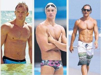 Fashion Men Swimwear
