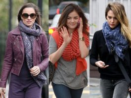 Hot Winter Fashion Colors