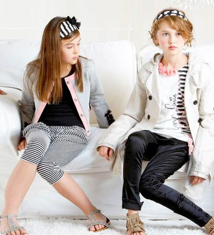 Child Fashion Trends for the Season
