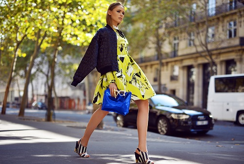 6 Interesting Ways to Wear Geometric Prints