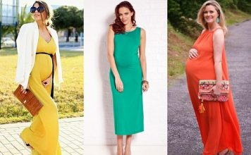 Fashionable Maternity Outfit Ideas