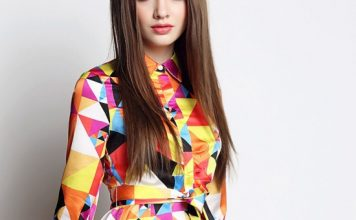 Interesting Ways to Wear Geometric Prints