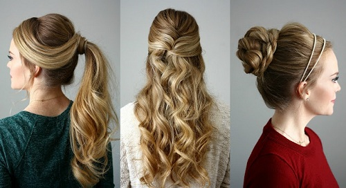 Teen Hairstyles in Trend