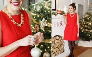 Dress in Style with Christmas Party Fashion
