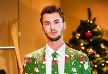 Men's Christmas Fashion