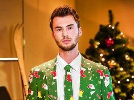 Men's Christmas Fashion