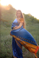 5 top hairstyles for sarees