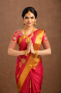 how to wear a saree for beginners