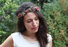 Christmas Hair Accessories for This Winter
