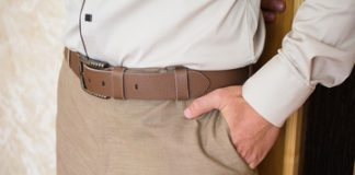 Knowing About Men's Leather Belts